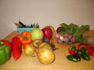 CSA Fall Bounty - Week 1